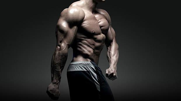 Програма за мускулна маса с прием на повече протеин